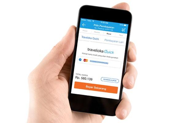 Pay Later Traveloka