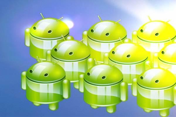 android 10 100 juta perangkat