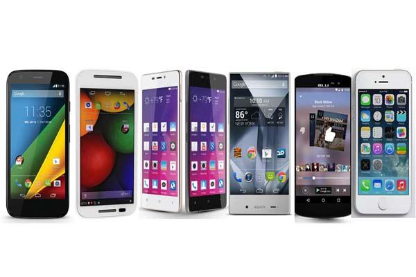 tren smartphone