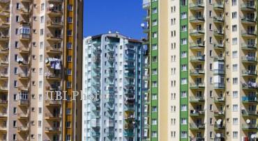 Warga Candi pembangunan apartemen