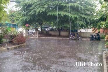puncak musim hujan