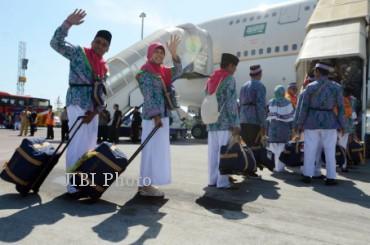 jemaah haji asal Aceh