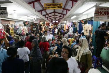 protokol kesehatan Pasar Beringharjo