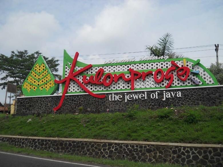 desa dan kecamatan di Kulonprogo akan diubah