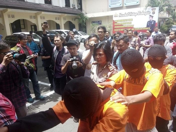 Pelaku klitih Yogyakarta