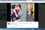 mesi ronaldo kiss