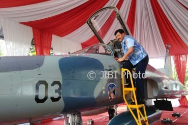 TNI AU latihan akbar