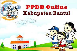 PPDB) SMP di Bantul