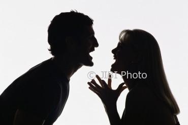 menghindari pertengkaran