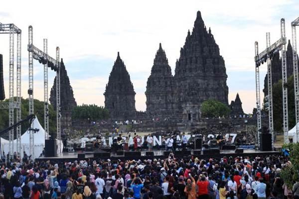 Prambanan Jazz 2019