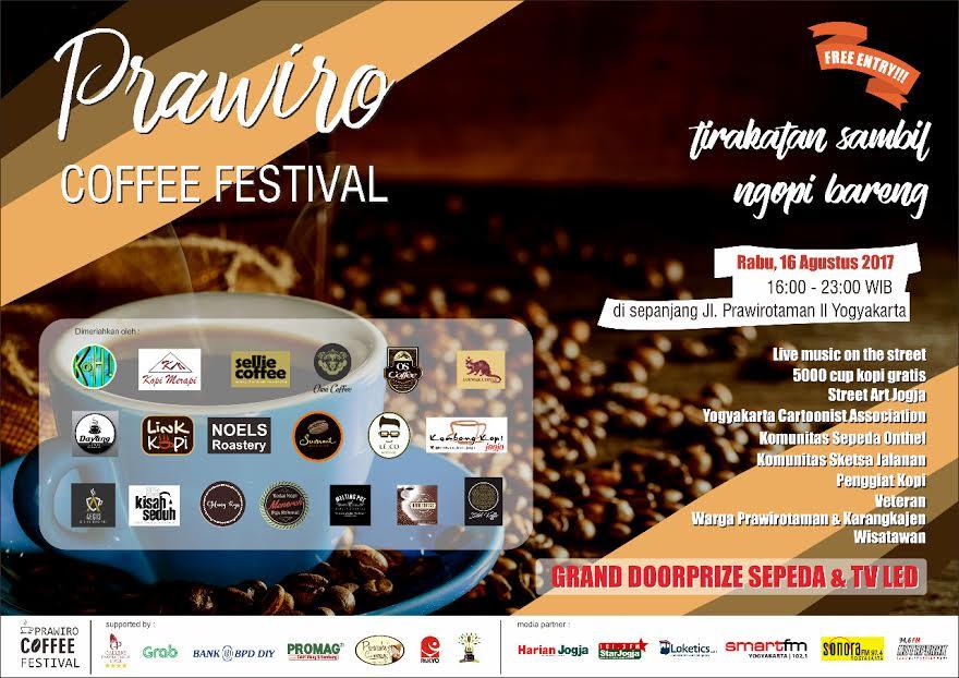 prawiro coffe festival 2017