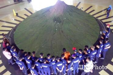 SOP Museum Gunungapi Merapi