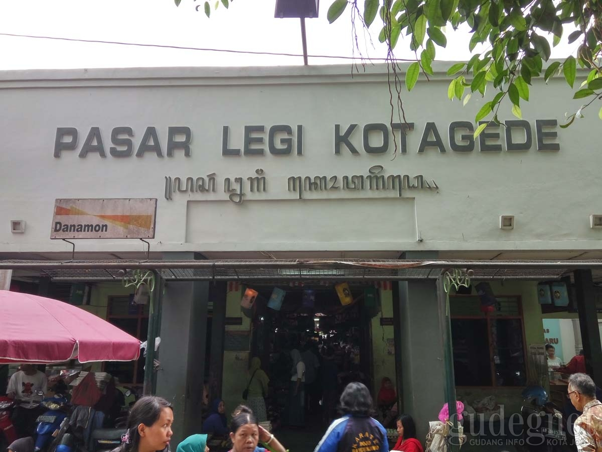 Kawasan Kotagede