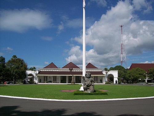 lahan untuk Istana Kepresidenan di Kota Jayapura