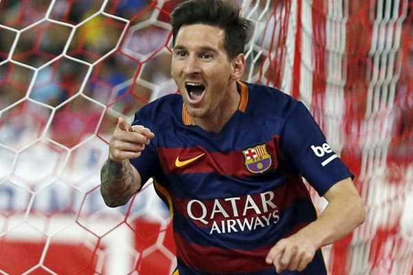 Lionel messi tidak mencetak gol