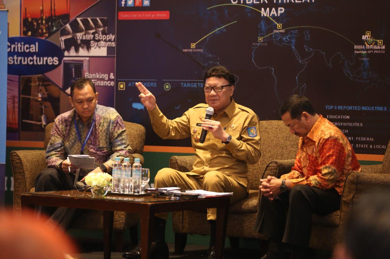 Mendagri : Korupsi di Indonesia Sudah Akut