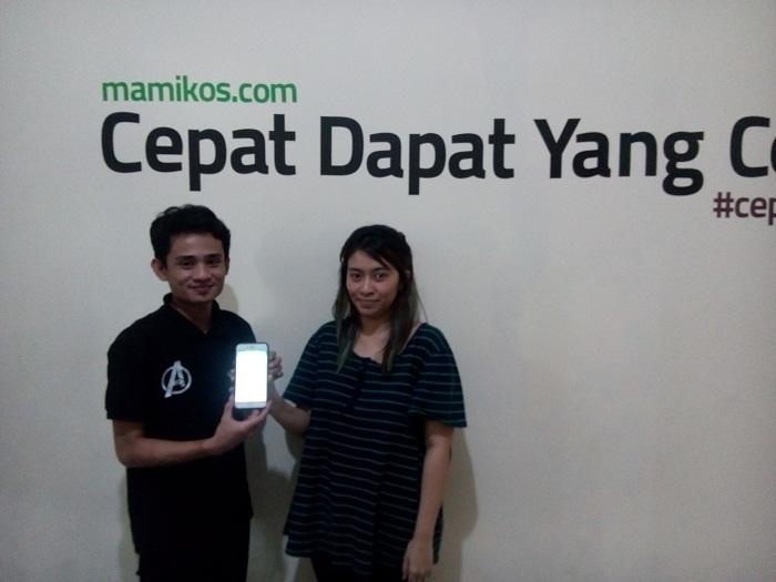 Aplikasi Mamikos dari Yogya ini mampu memberikan pilihan kemudahan mencari indekos