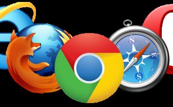 Browser apa yang selalu Anda gunakan ketika berselancar di dunia maya, Mozilla, Chrome, Opera, Internet Explorer, atau Safari
