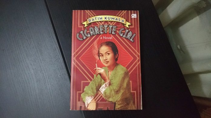 WhatToReadThisWeekend Cigarette Girl