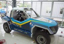 BLITS, Mobil Listrik Karya Universitas Budi Luhur -ITS Bakal Tempuh Sabang-Merauke