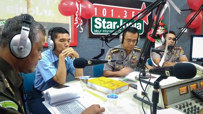 Parkir Liar Jadi Perhatian Tim Saber Pungli Yogyakarta