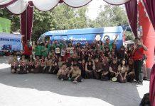 SMLS (SHARP MOBILE LEARNING STATION) di SDN Gambiranom, Manukan, Condongcatur, Depok, Sleman