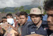 Tim Genesia UMY Turut Bantu Kembalikan Mental Korban Gempa Lombok Timur