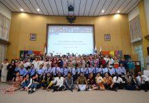 Universitas Negeri Yogyakarta menerima 88 orang mahasiswa internasional pada tahun 2018.