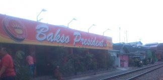 Rumah makan di Jogja