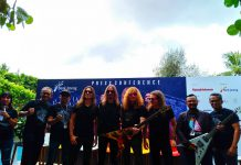 Megadeth Siap Panaskan Jogjarockarta Festival #2