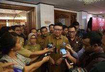 Mendagri Berharap Pelayanan di Kantor Desa Panca Bencana Gempa Lombok Segera Pulih