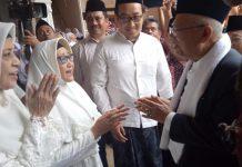 KH Maruf Amin Kunjungi PP Krapyak