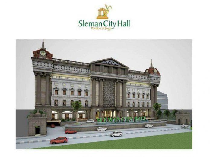 Sleman City Hall Satu-Satunya Mall Dengan Tiga Ballroom