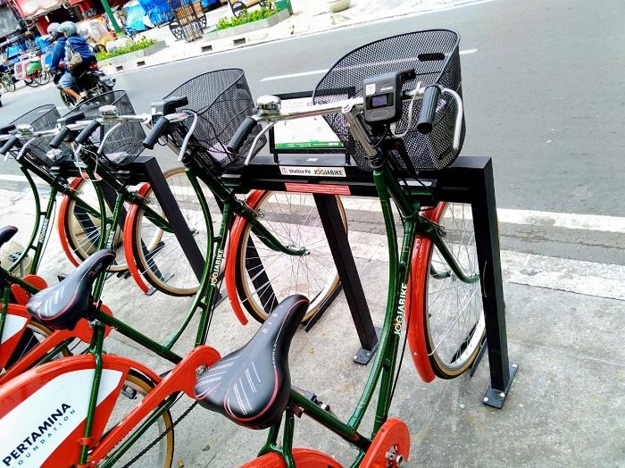Aplikasi Sewa Sepeda Jogja