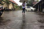 memanen air hujan