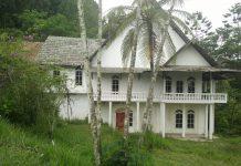 rumah peninggalan Belanda