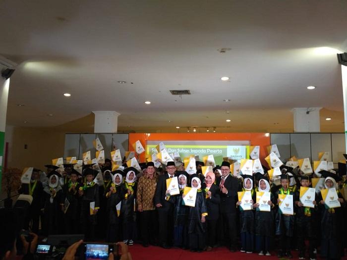 Siswa Madrasah Boyong Medali olimpiade