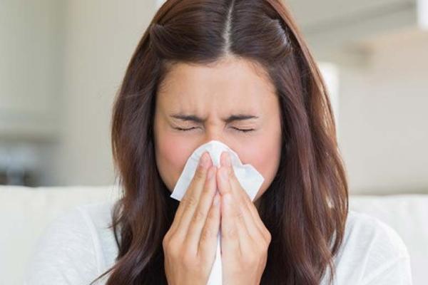 flu berat