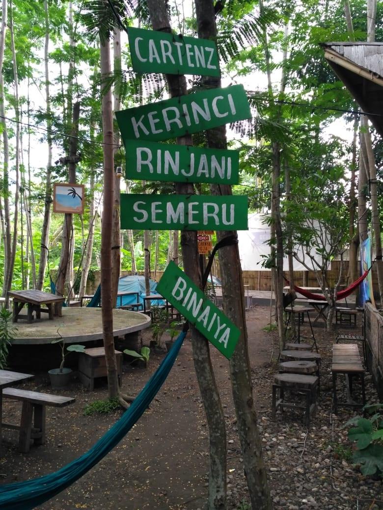 Puncaknya Jogja Cafe Kuliner Berkonsep Camping Star Jogja Fm