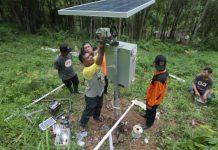 18 early warning system di Kulonprogo