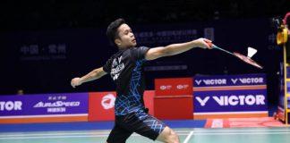 Ginting juara Indonesia Masters