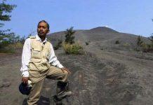 Anak Gunung Krakatau mengalami erupsi