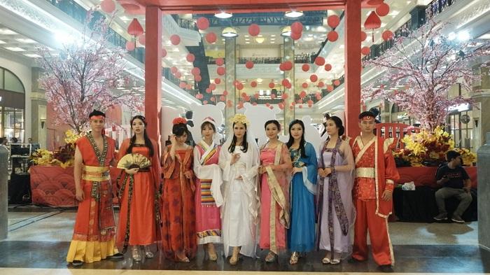 Sleman Chinese New Year Festival Hadirkan Karaoke Hingga Tinju Star Jogja Fm