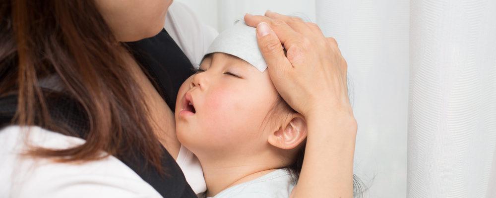 gejala corona pada anak