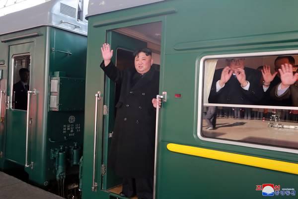 kakek Kim Jong un