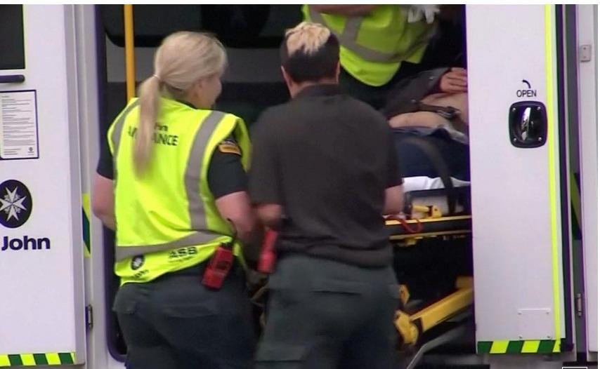 Video Penembakan Di Masjid New Zealand Wallpaper: Brenton Tarrant Langsung Diajukan Ke Pengadilan