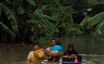Banjir di Purworejo
