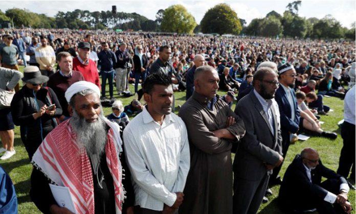 Tersangka kasus Christchurch