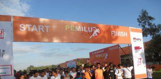 pelari maraton