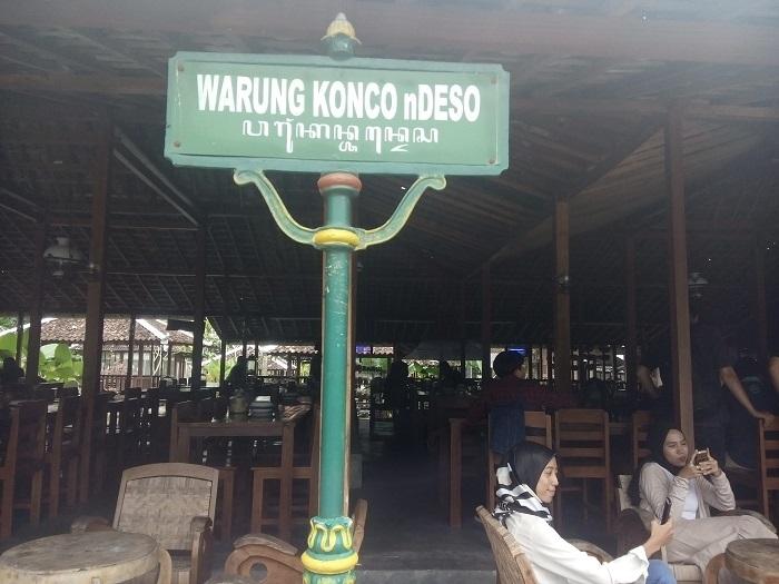 Warung Konco Ndeso